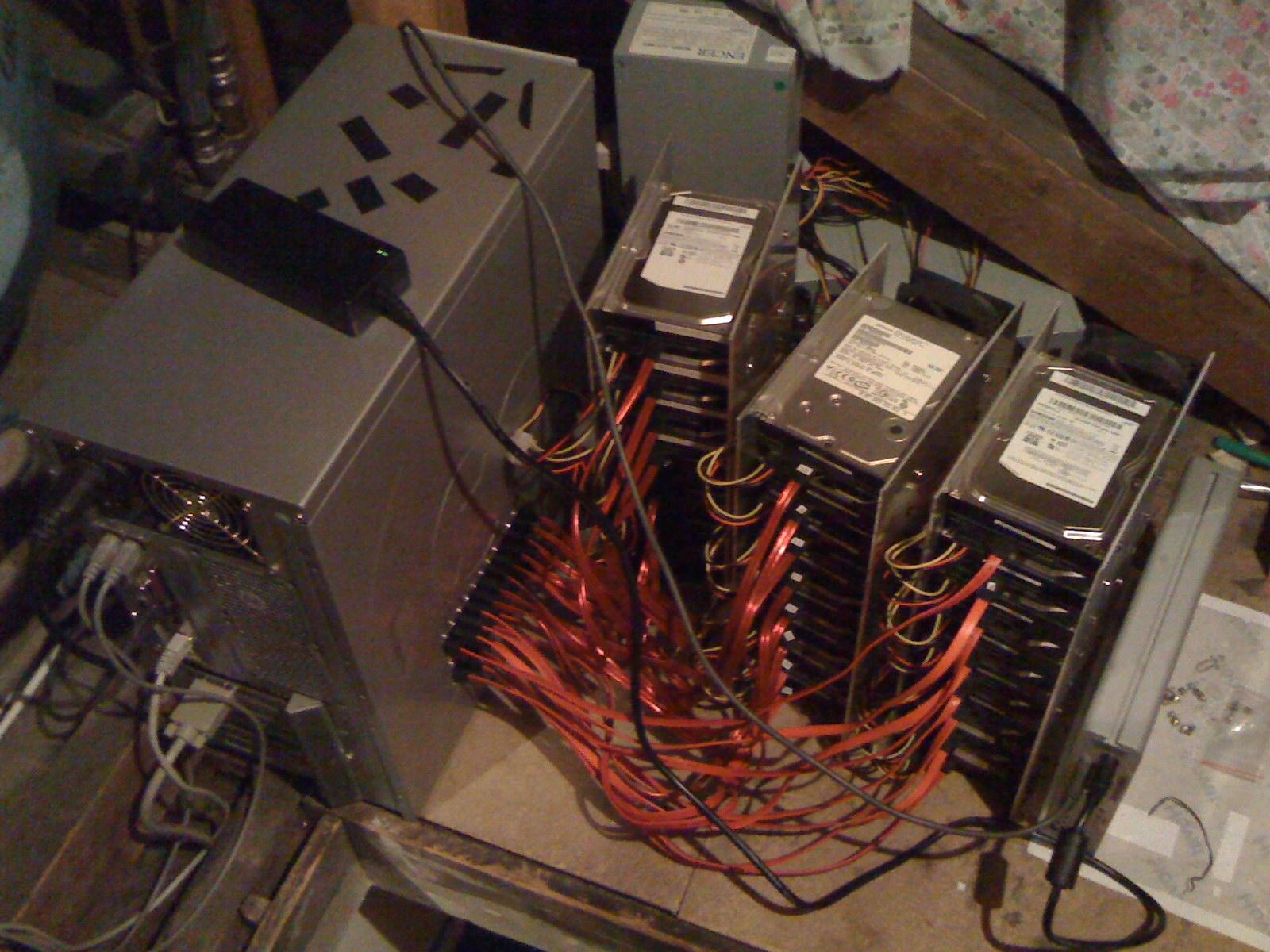 NAS Server 1